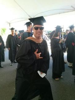 Patricks Graduation